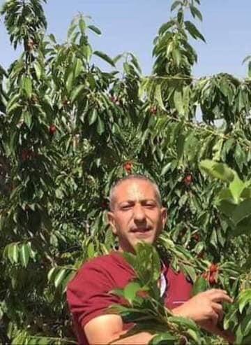 Le prisonnier Samer al-A'reed