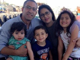 Photo gracieusement communiquée par la famille Arbeed