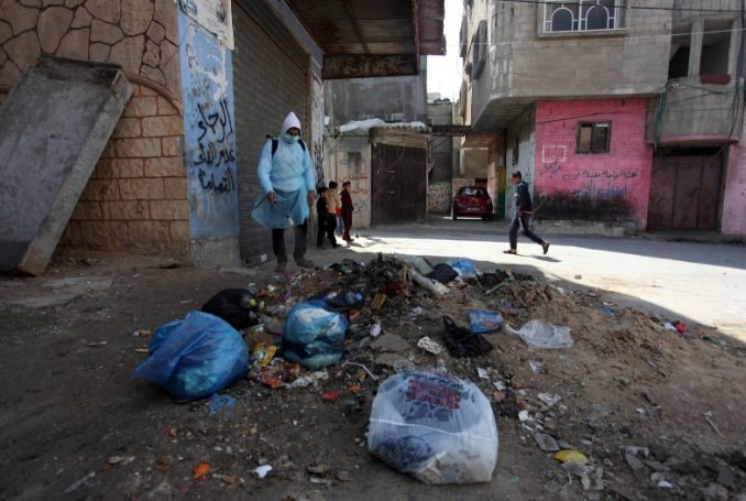Photo: Fawzi Mahmoud, The Palestine Chronicle