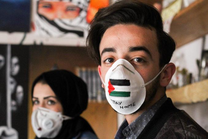 Photo : Ahmad Hasaballah - via The Electronic Intifada