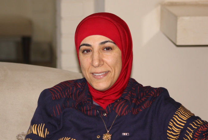 Dr. Samah Jabr - Photo : Courtesy Dr Samah Jabr