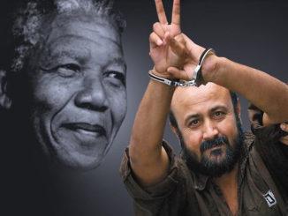Le dirigeant palestinien emprisonné, Marwan Barghouthi
