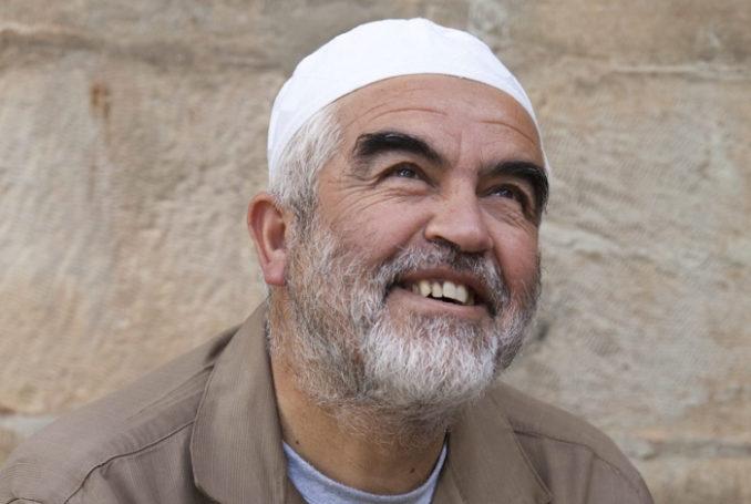 Sheikh Raed Salah - Photo : archives