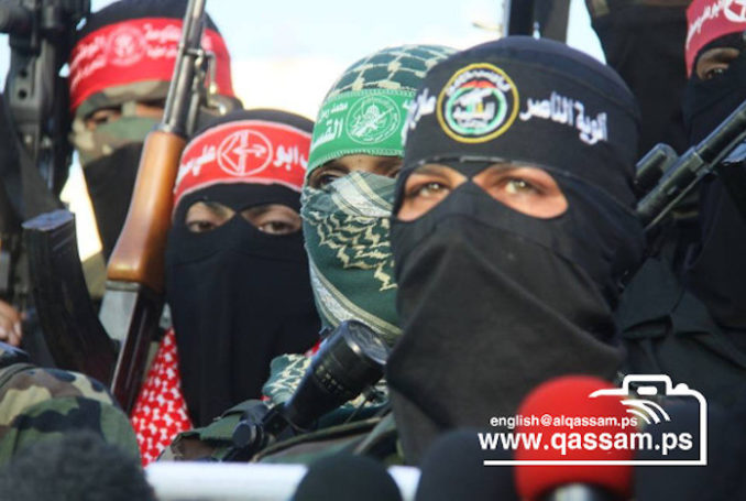 Photo : al-Qassam website