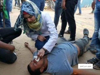 Photo : Palestine Live/Twitter